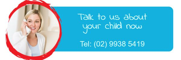 Call Kids First now to discuss your child's needs