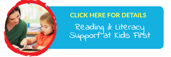 Learn to read support in Sydney's northern beaches