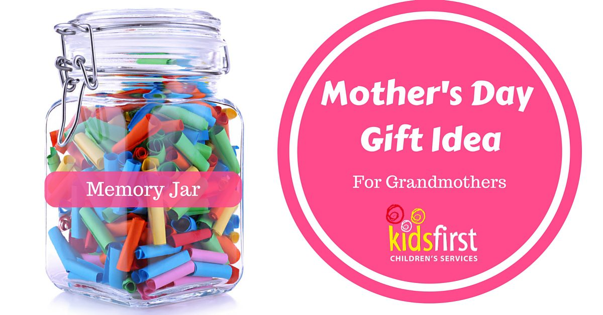 Mother's Day Gift Idea for Grandmothers