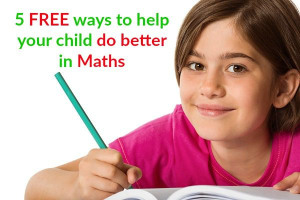 5 free ways to help your child do better in Maths - advice from Maths tutors in Sydney's northern beaches