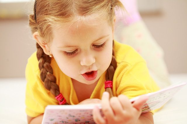 Home reading: 5 ways to teach your child to read