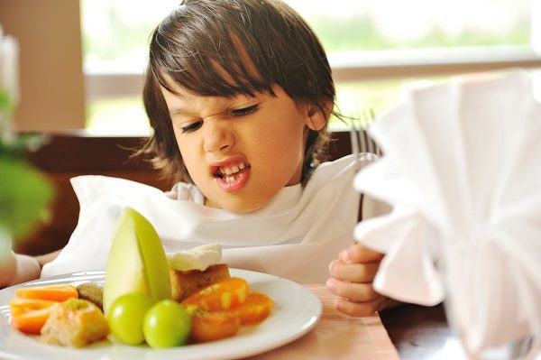 How to feed your fussy eater