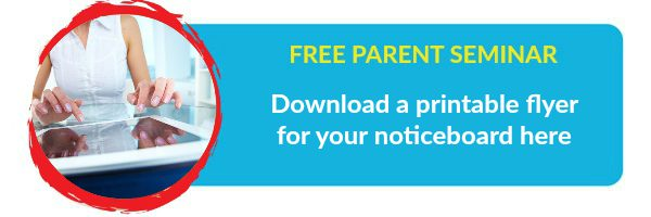 Download a printable flyer here to share on the notice board at your child's playgroup, preschool or school