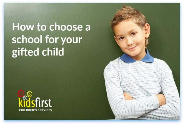 How to choose a school for your gifted child - Advice from child psychologists in Sydney's northern beaches