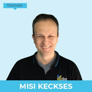 Misi Kecskes – Maths and Senior Science Teacher