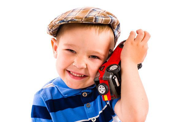 Speech therapy can help children to communicate better