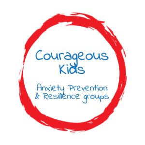 Courageous Kids Button