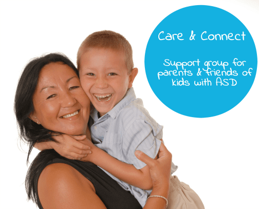 Support group for parent sof children with autism in Sydney's northern beaches