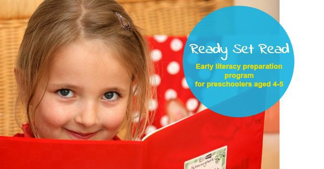 Ready Set Read early literacy program for preschoolers in Sydney's northern beaches