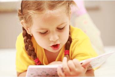 5 ways to identify reading problems in children