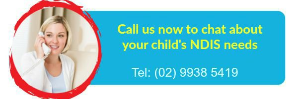 Need NDIS therapy for your child? Call Kids First in Sydney's northern beaches now