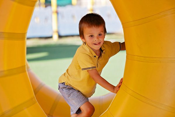 Ideas for activities that support children's sensory processing
