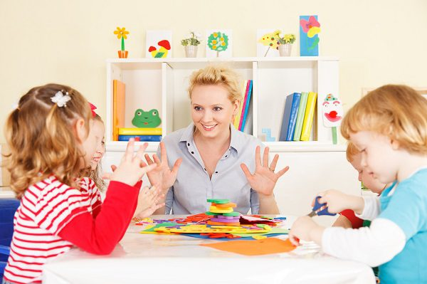 How occupational therapy can help children develop social skills