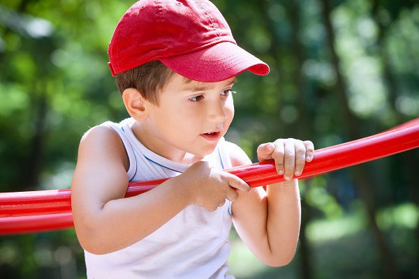 Kids need to move to maintain healthy Sensory processing