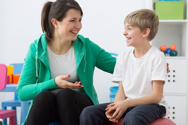An occupational therapist can help you to determine your child's sensory processing needs