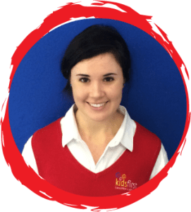 Sarah Conroy Children's Occupational Therapist at Kids First Children's Services in Sydney's northern beaches