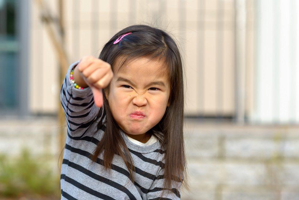Children's tantrums - strategies