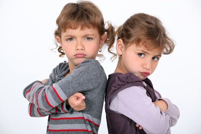 5 Things You Can Do to Solve Sibling Rivalry - Advice from the child psychologists at Kids First Children's Services