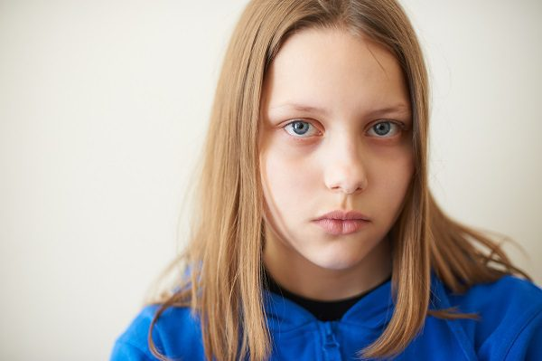 Dealing with depression in teenagers