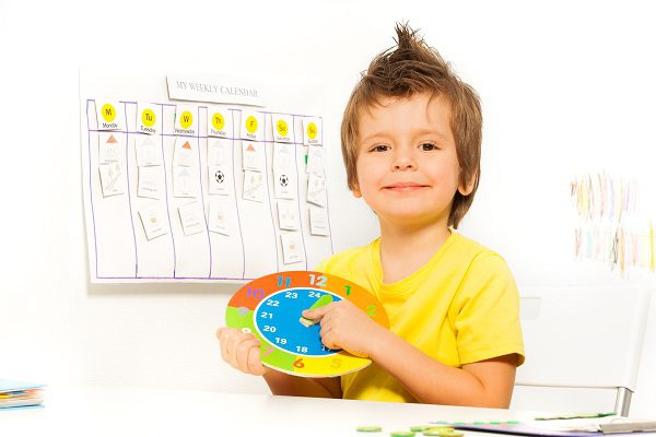 Gifted pre-schoolers can be identified from the age of three
