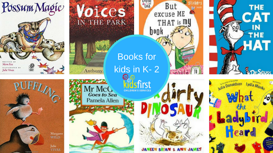 Popular Books To Get Your Primary Schooler Reading