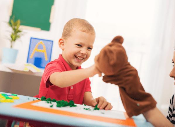 Speech Therapist for Children at Kids First Children's Services