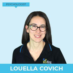 Louella Covich – Psychologist