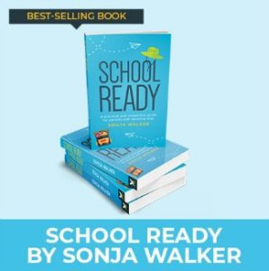School Ready - by Sonja Walker book