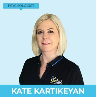 Kate Kartikeyan - Psychologist
