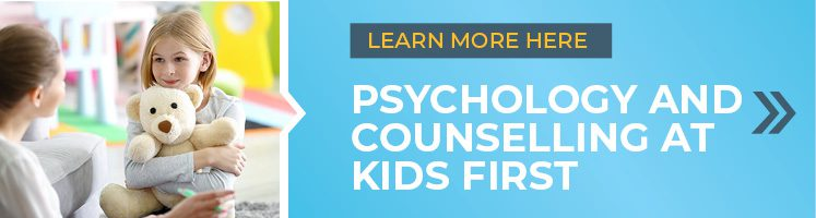 Learn more about psychology and counselling at Kids First Children's Services