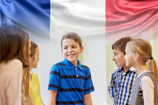 Kids First offers speech therapy in French for bilingual children