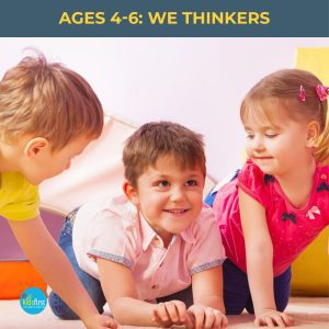 We Thinkers Social Skills groups for children aged 4 to 5 at Kids First Children's Services Brookvale