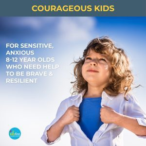Courageous Kids Anxiety Prevention and Resilience kills groups for children aged 8 to 12 at Kids First Children's Services Brookvale