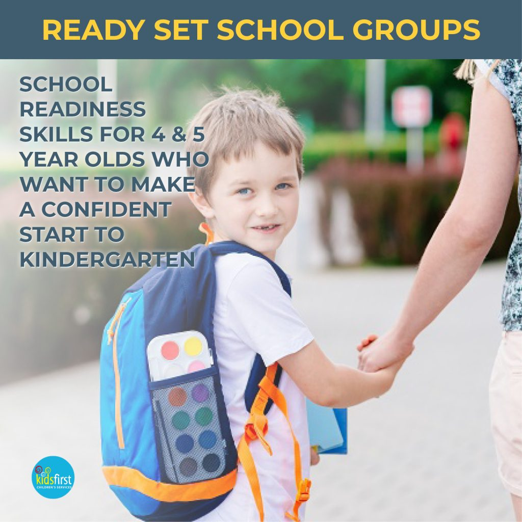 School Readiness groups at Kids First Children's Services Brookvale