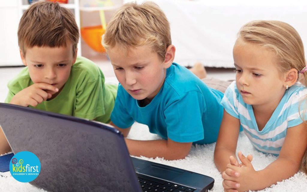 Happy Kids Happy Families: Helping your kids to stay safe online