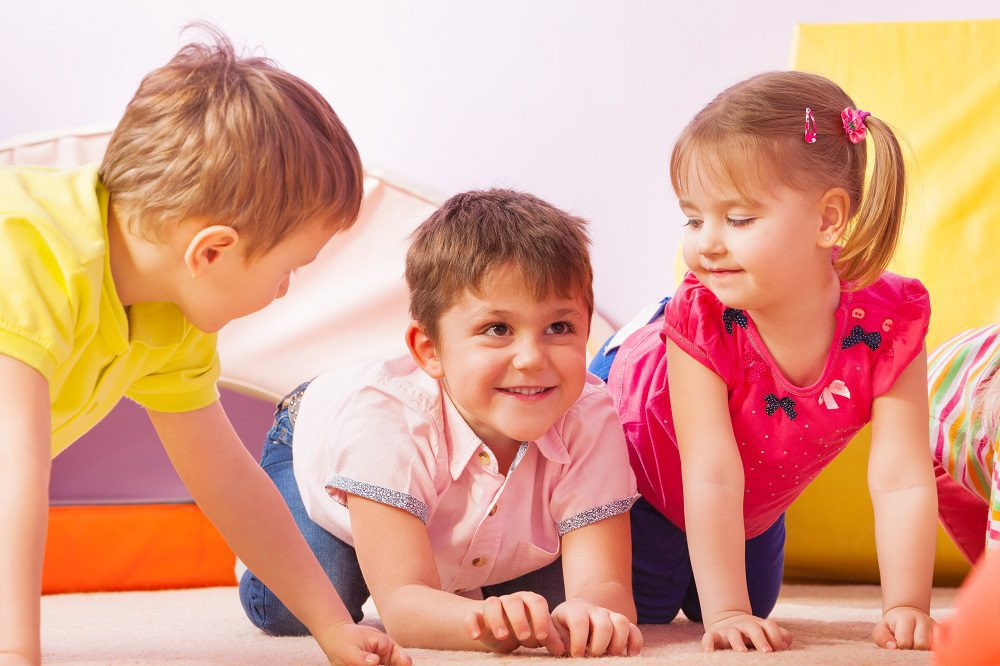 Social Stars Social Skills groups for children starting school at Kids First Children's Services