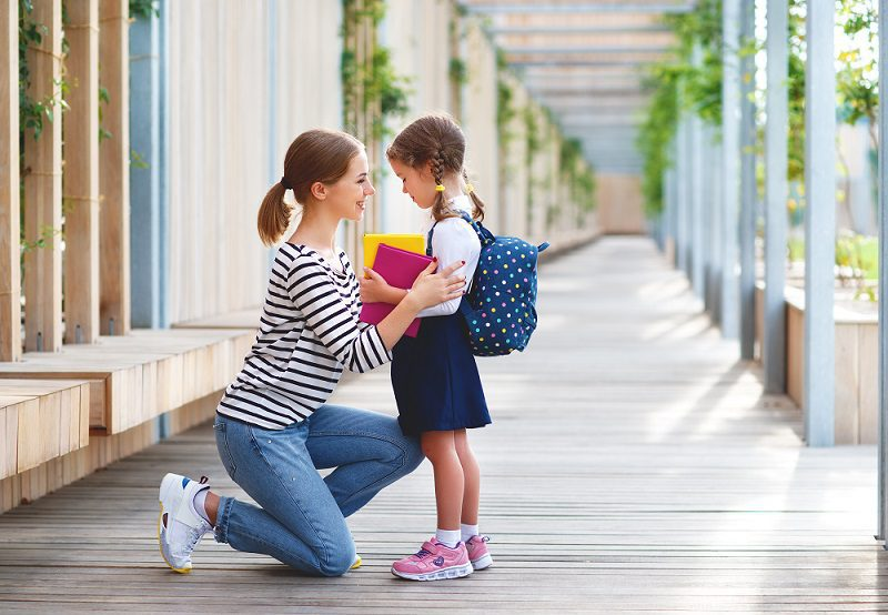 A guide for parents who are new to school