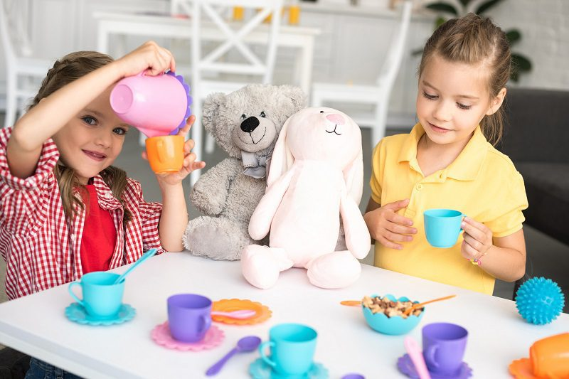 A teddy bears' picnic is a great way for kids to raise money for Australian bush fire victims