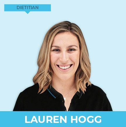 Lauren Hogg - Paediatric Dietitian