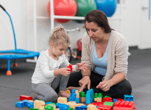 Occupational therapist job working with children in Sydney's northern beaches