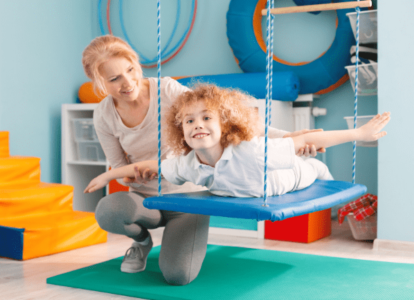 Occupational therapy for Sydney children