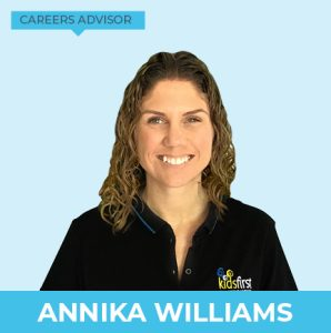Annika Williams – Wise Choices Careers Advisor