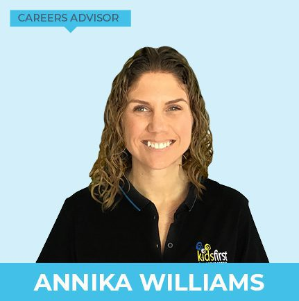Annika Williams Northern Beaches areers Advisor