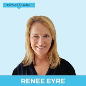 Renee Eyre – Psychologist
