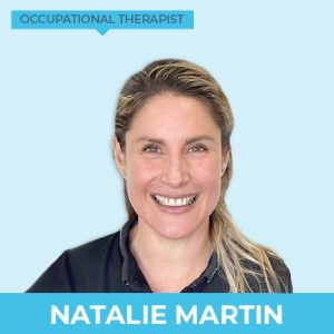 Natalie Martin – Occupational Therapist