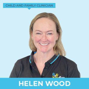 Helen Wood – Child & Family Clinician